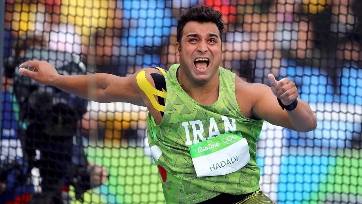 آیااحسان حدادی در المپیک شرکت میکند ؟