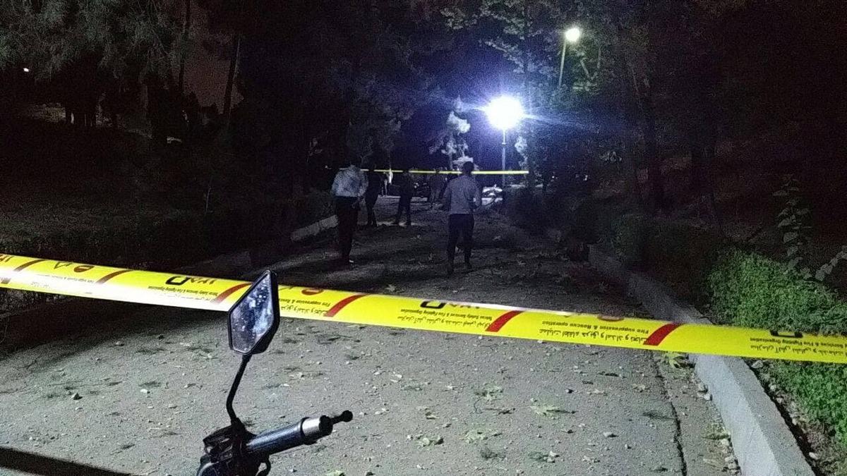 تازه ترین جزییات درباره انفجار در پارک ملت
