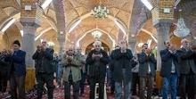 تصاویر   گشتی در مسجد «طلایی» تبریز در سالروز حادثه 29 بهمن