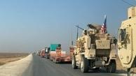 یک کاروان لجستیک ارتش آمریکا در جنوب عراق هدف قرار گرفت