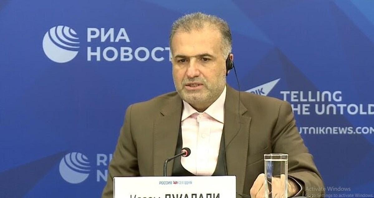 سفیر ایران: ایجاد کریدور شمال-جنوب جایگزین مناسبی برای کانال سوئز است