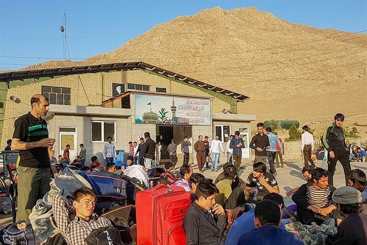 فغان افغان   وضعیت آوارگان افغانستانی پشت مرزهای ایران