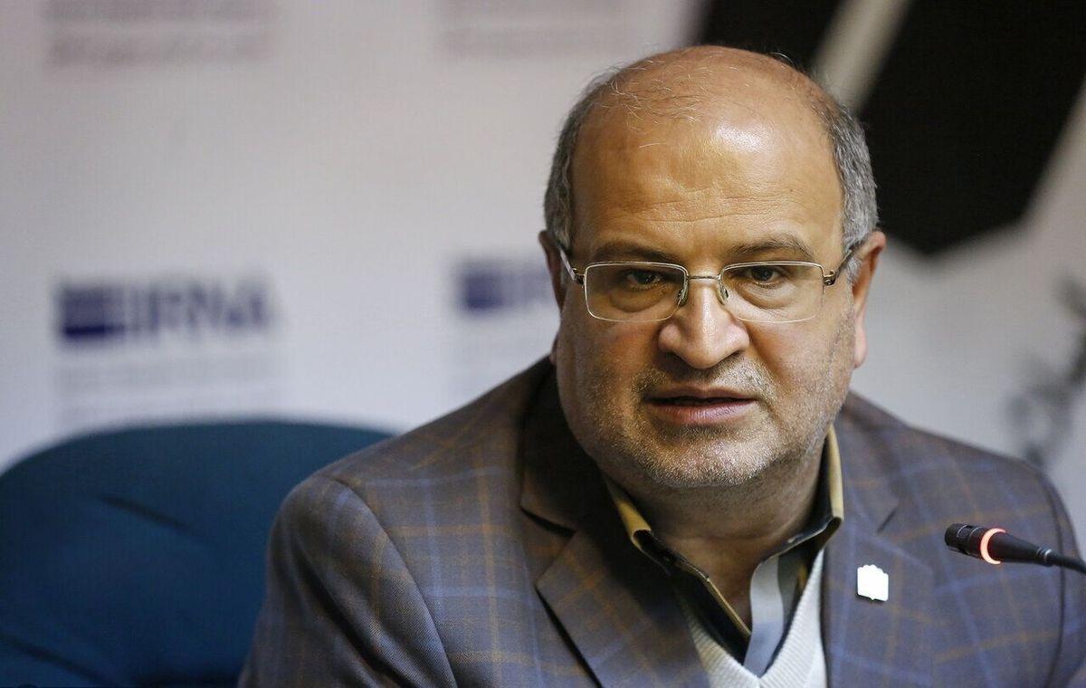 تهران تا دو هفته دیگر قرمز خواهد بود