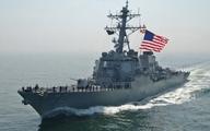 رزمایش توسط آمریکا در خلیج فارس برگزاری شد
