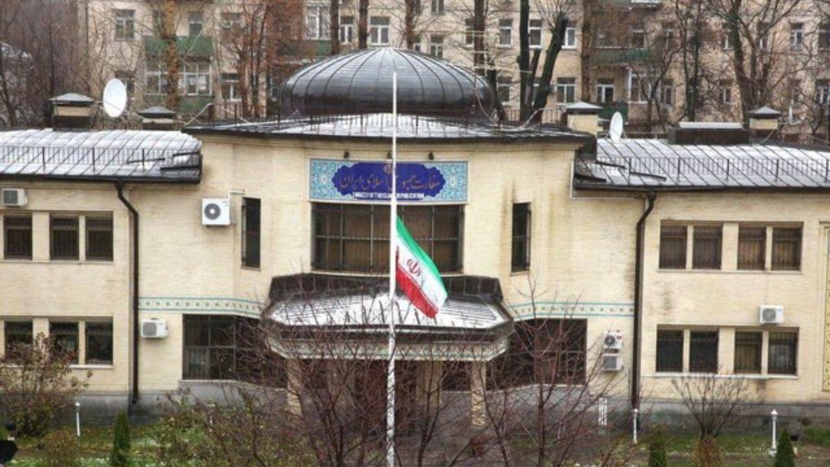 بیانیه ای دیگر  سفارت ایران در روسیه در تکمیل بیانیه روز گذشته