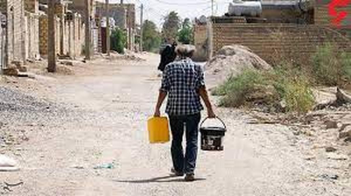 نماینده خوزستان در مجلس خبرگان: آب موجود آب نیست، لجن است!