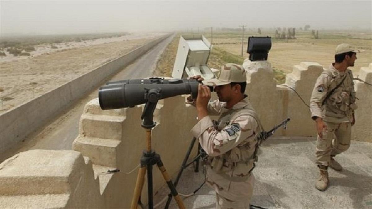 مرزبانی خوزستان: یک مرزبان در درگیری با اشرار مسلح به شهادت رسید