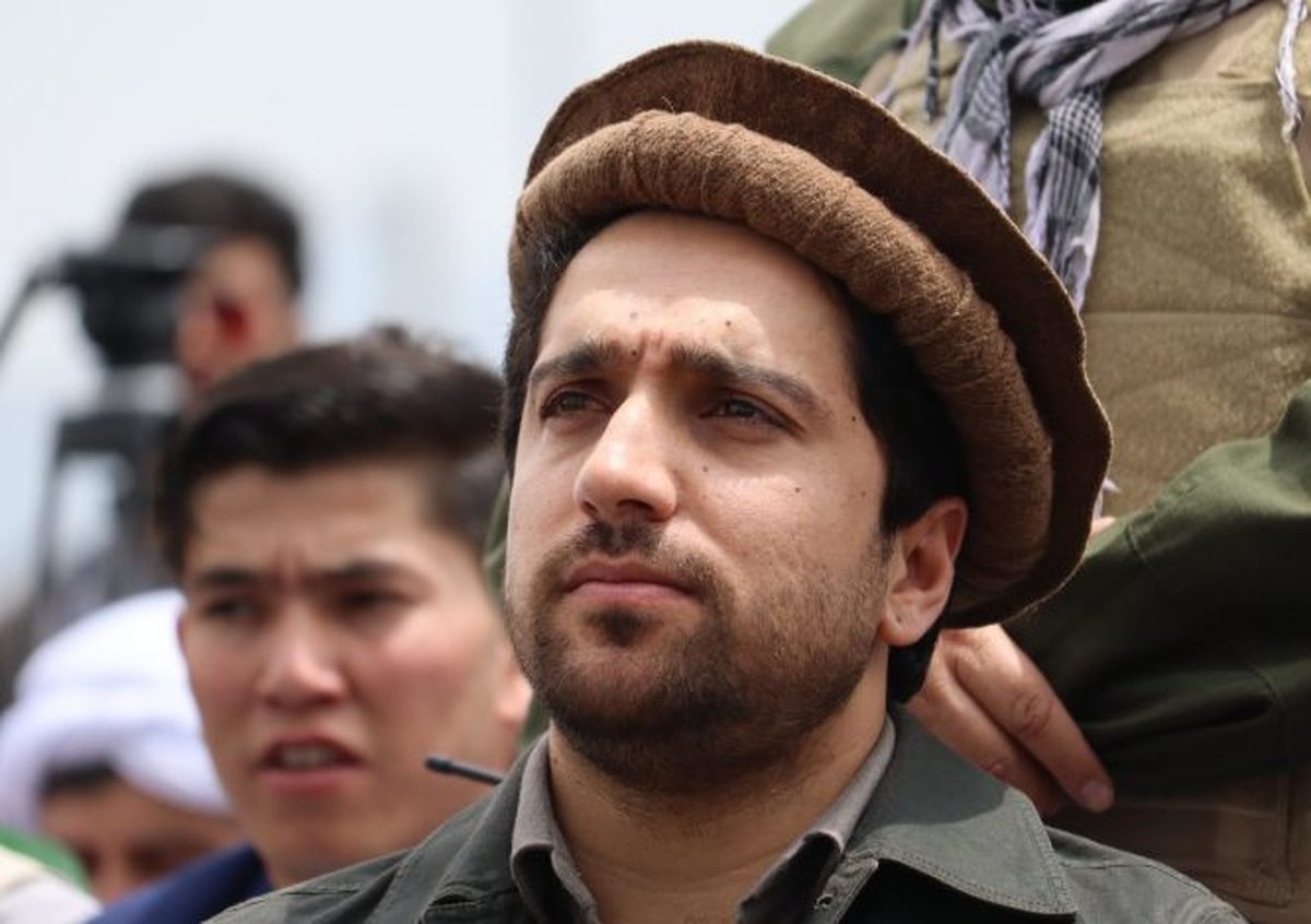 احمد مسعود مردم افغانستان را به مقاومت در برابر گروه طالبان دعوت کرد