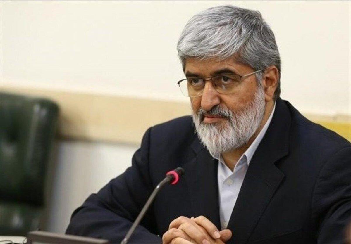 انتخابات 1400 | علی مطهری:برای بورس و بازنشستگان برنامه دارم