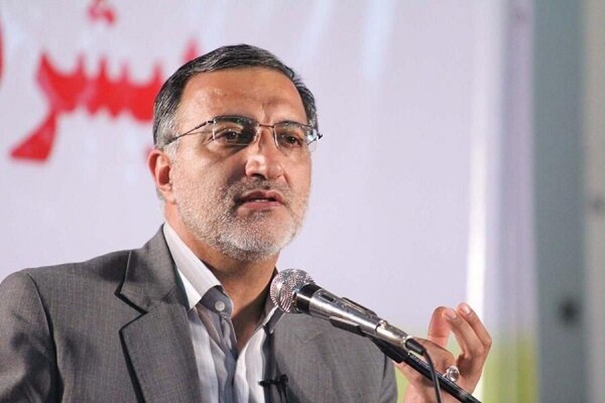 قول مساعد زاکانی برای جمعآوری معتادان متجاهر از سطح شهر تهران
