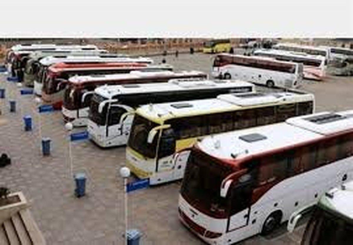 بلیت اتوبوس گران شد     کرایه بینشهری 30 درصد گران شد