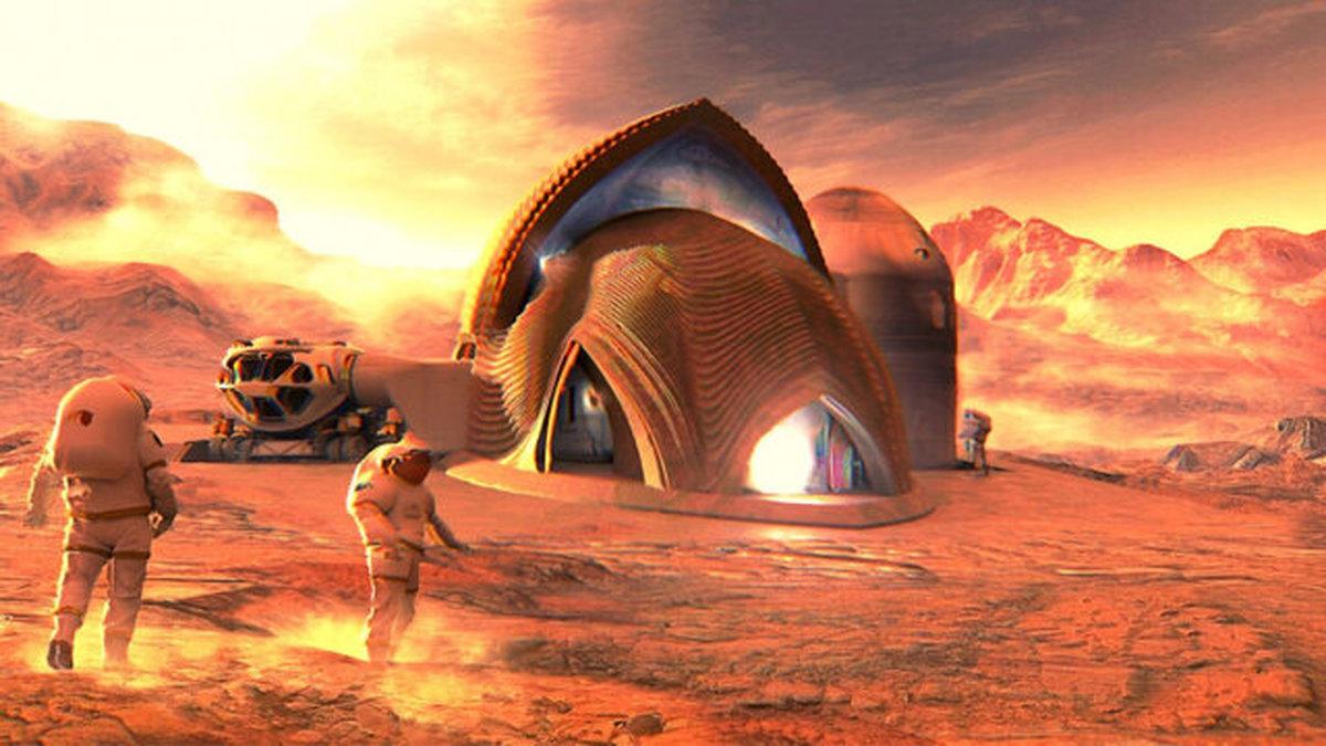 چین: ما تا سال ۲۰۳۳ اولین انسانها را به مریخ میفرستیم