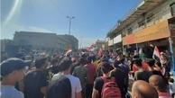 عراق شاهد حضور گسترده افراد در اعتراضات بود