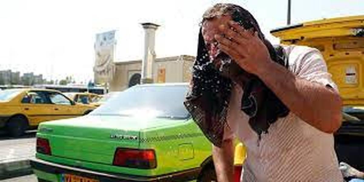 دمای هوای تهران افزایش می یابد   وزش باد شدید در بعضی مناطق
