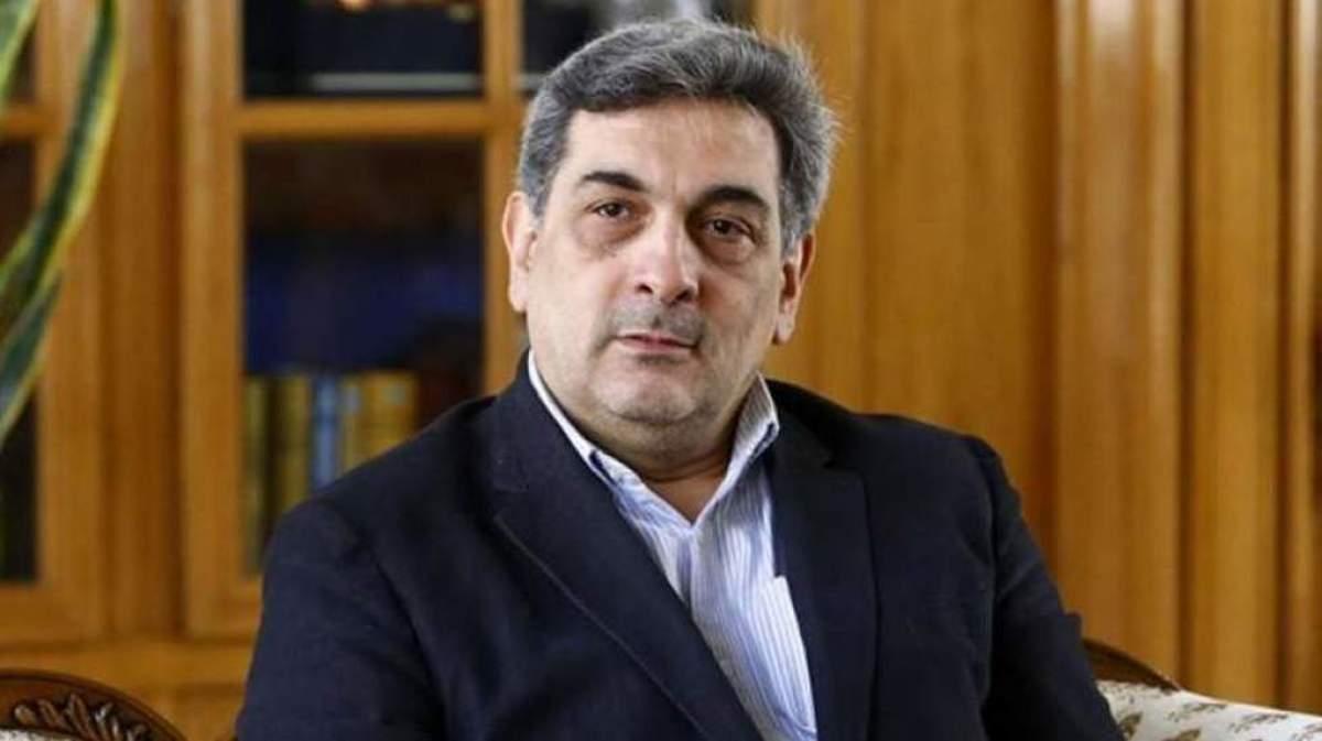 استعفای شهردار تهران صحت ندارد