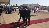 فلسطین  |   ورود اولین هیأت رسمی امارات به اسرائیل