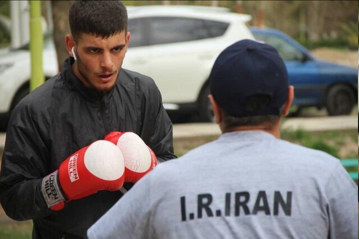 مرادی در یک قدمی تاریخسازی برای بوکس ایران