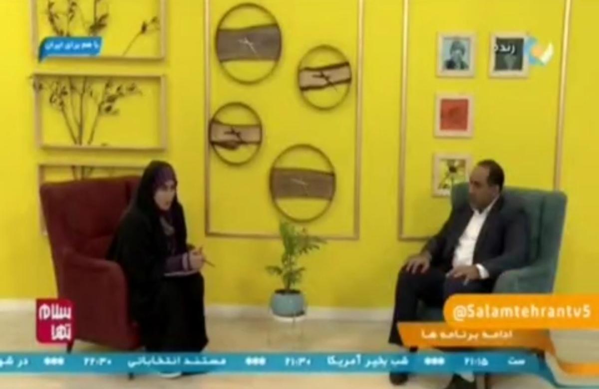 تهرانیها منتظر قطعی آب تابستان باشند + ویدئو