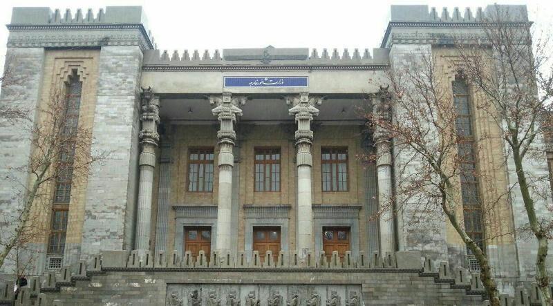 وزارت امور خارجه ایران سفیر ترکیه را احضار کرد
