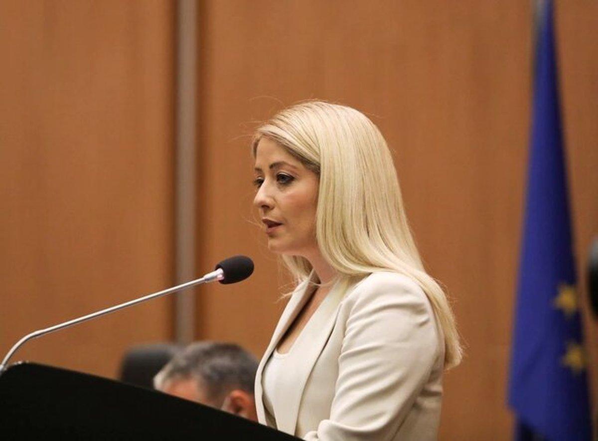 انتخاب اولین رئیس زن پارلمان در قبرس