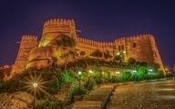 قلعه فلک الافلاک خرم آباد سنددار شد