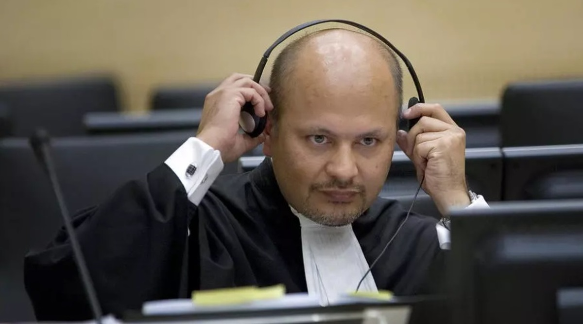 «کریم خان» دادستان کل دیوان بینالمللی کیفری شد
