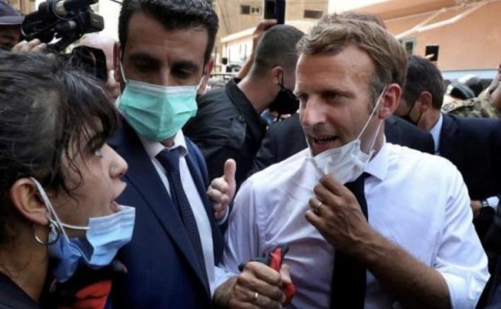 بازگشت استعمار فرانسوی به خاورمیانه