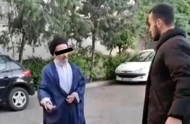 کلیپ در فضای مجازی | بازیگران کلیپ توهین و تعرض به یک روحانی بازداشت شدند