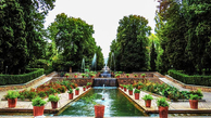 زیباترین و بزرگترین باغهای ایرانی