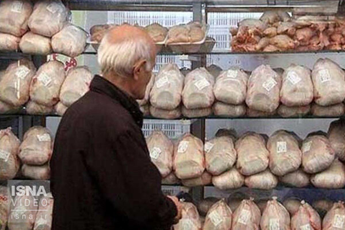 شرایط قیمتی مرغ ظرف ۱۰ روز آینده مناسب می شود