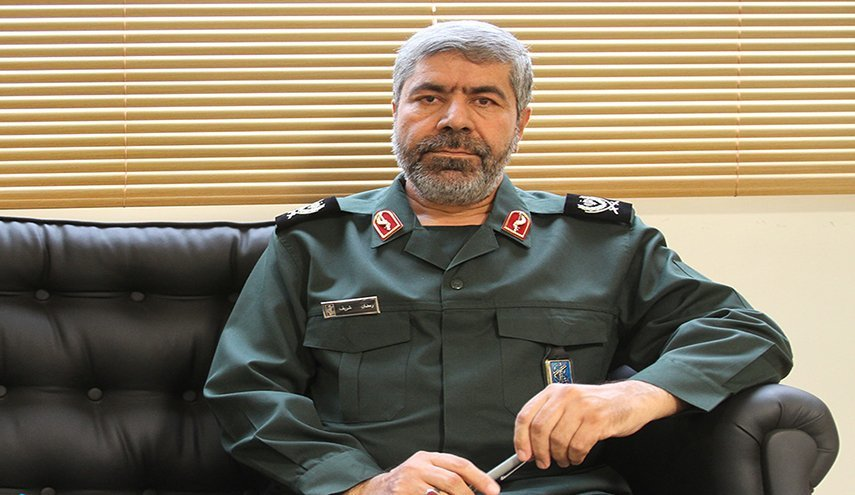 سخنگوی سپاه در موردعلت اصلی فوت سردار حجازی توضیح داد