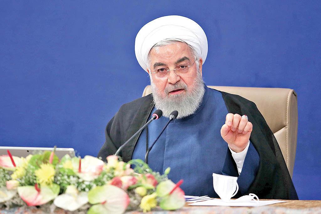 روحانی: سوداگران ارز صادراتی مورد پیگرد قانونی قرار میگیرند
