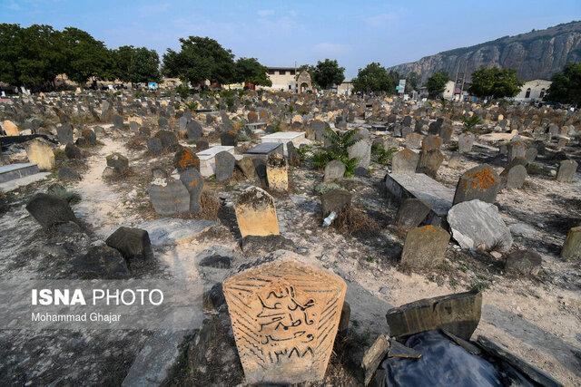 قبرستان سفیدچاه که اجساد دفن شده در این قبرستان، هرگز نمیپوسند