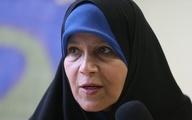 فائزه هاشمی: نامزد نظامی شیوهای برای تشویق به مشارکت است که موفق نمی شود | زمانی حضور نظامیان برای سازندگی کشور مفید بود که شرایط پس از جنگ بود