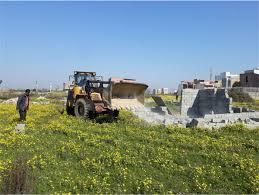 2800 بنای غیرقانونی در شهریار تخریب شد