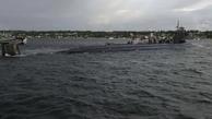 برخورد زیردریایی آمریکایی به جسمی ناشناس
