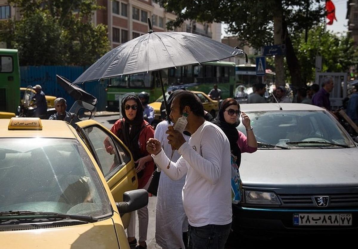 تهران گرم تر میشود