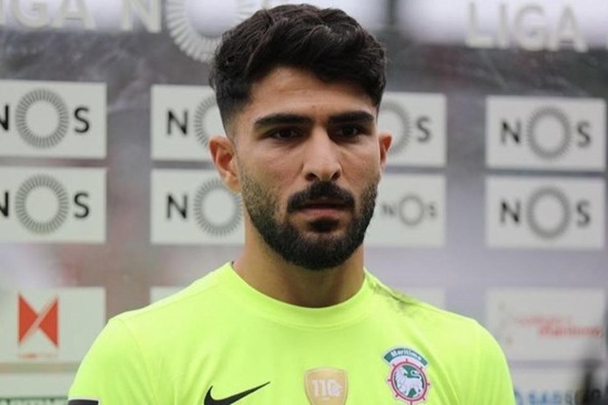دروازه بان ایرانی در بین باارزشترین بازیکنان آزاد لیگ پرتغال + عکس