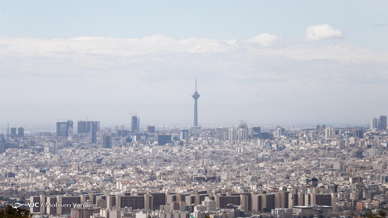 وضعیت هوای پایتخت  |   در تابستان امسال هوای تهران چند روز پاک بود؟