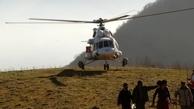بالگردهای اطفای حریق به استان گلستان اعزام شدند