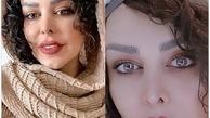 آشپزی بازیگر زن ایرانی در آلمان + عکس