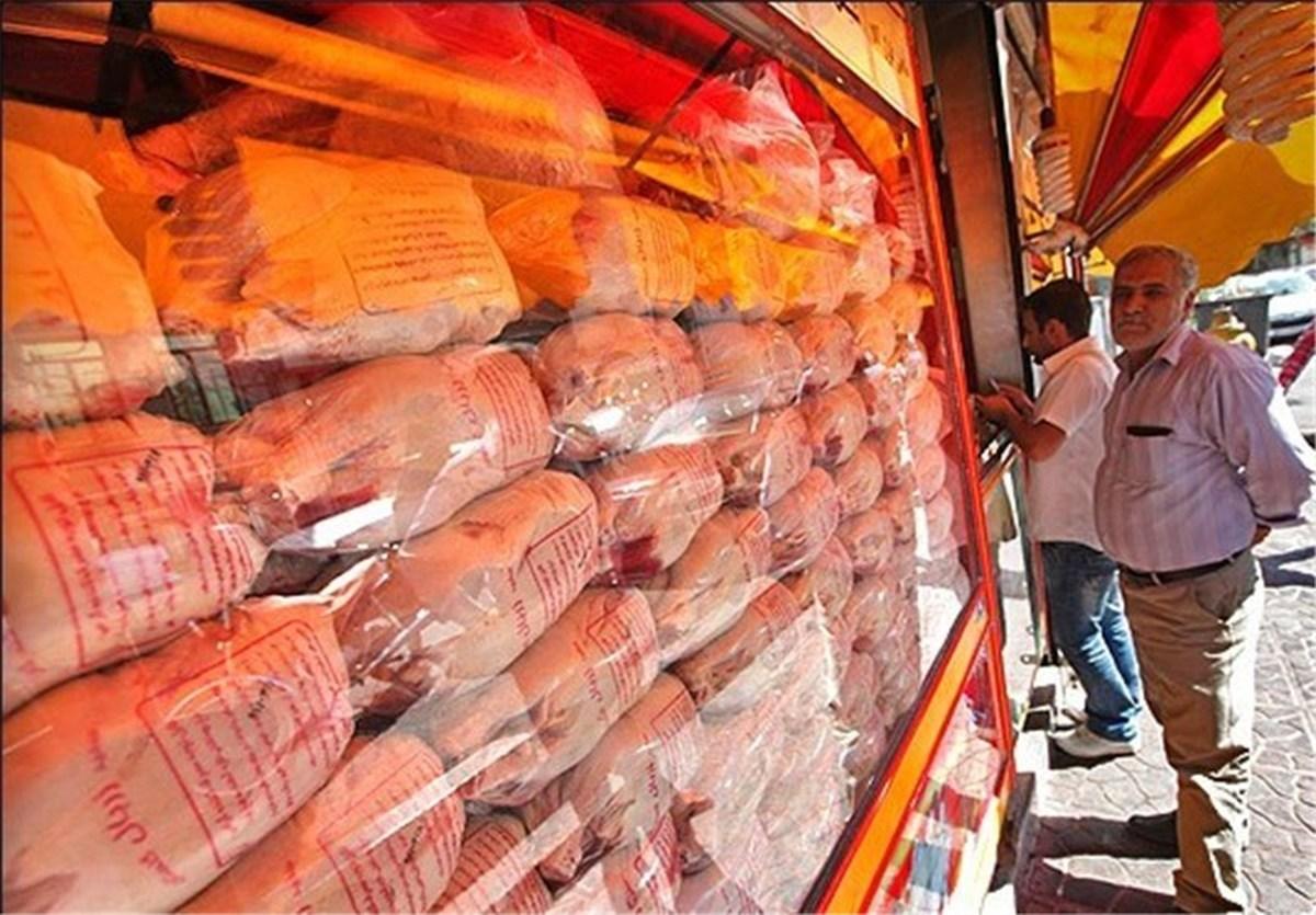 دوباره قیمت مرغ پر کشید / یک کیلو گوشت مرغ ۲۴ هزار تومان