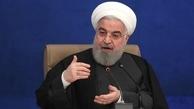 روحانی :ما دو تحریم را شکسته ایم | تحریم از بین رفته است