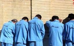 دستگیری سارقان | سارقان منازل به دام افتادند