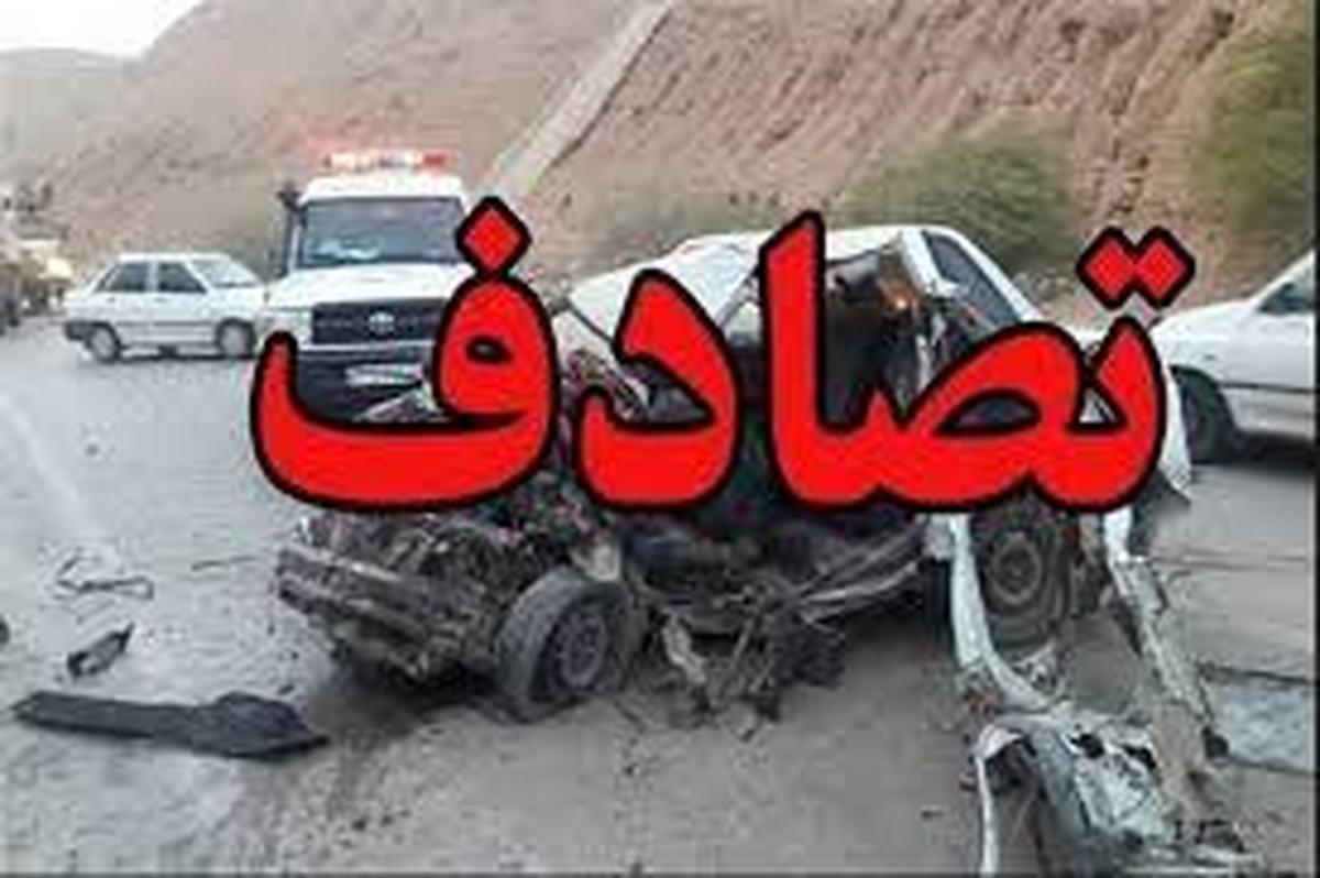 حادثه  |  سانحه رانندگی دشتستان 6 کشته و مجروح داشت