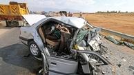 تصادف پژو ۴۰۵ حامل اتباع افاغنه غیرمجاز در شهربابک ۴ کشته برجای گذاشت