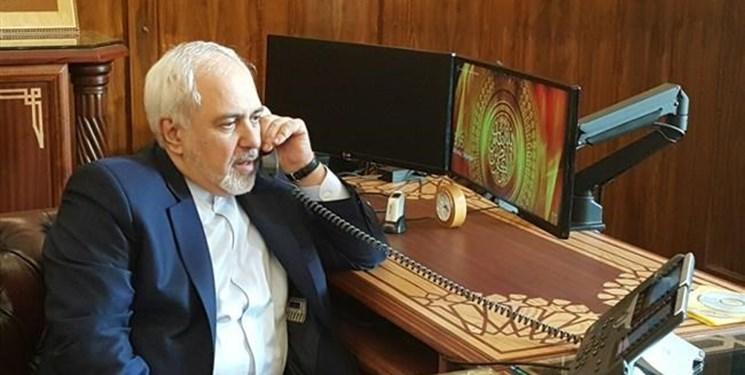 درگیریهای باکو و ایروان  |  ظریف و همتای آذربایجانی تلفنی گفت و گو کردند