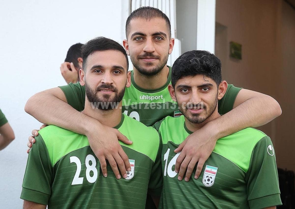 تیم ملی بالاتر از همه رنگها