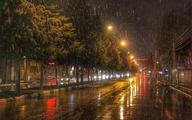احتمال بارش پراکنده طی روزهای آتی در تهران