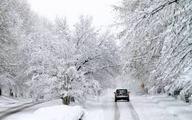 برف و باران در 23 استان/ کاهش 10 درجهای دما